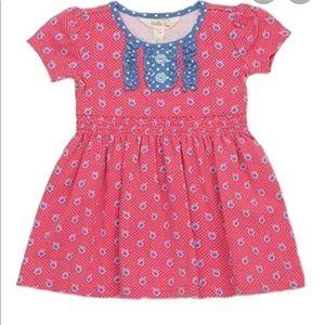 Matilda Jane honeycrisp Lap dress - size 8
